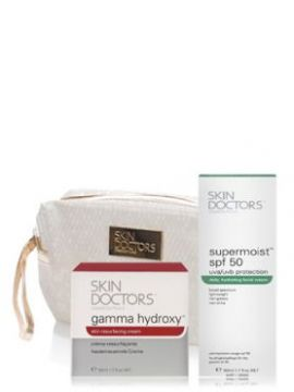 Skin Doctors Набор Gamma Hydroxy пилинг эффект