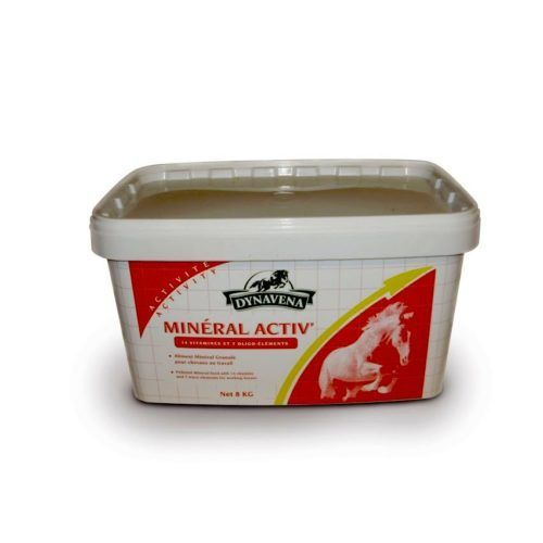 Dynavena MINERAL ACTIVE 8 и 25 кг