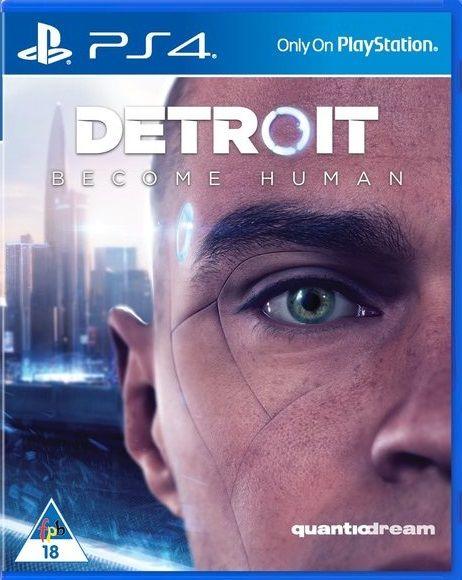 Detroit: Become Human Ps4 Стать человеком ( русская версия )