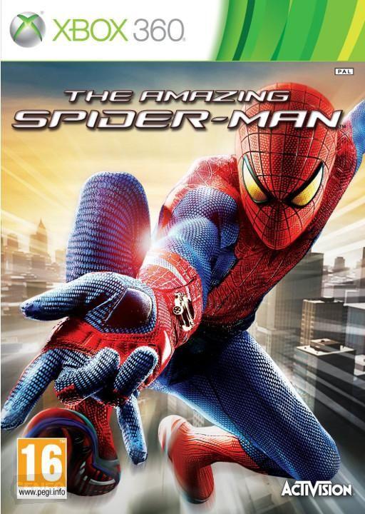Игра The Amazing Spider - Man / Новый Человек Паук (Xbox 360)