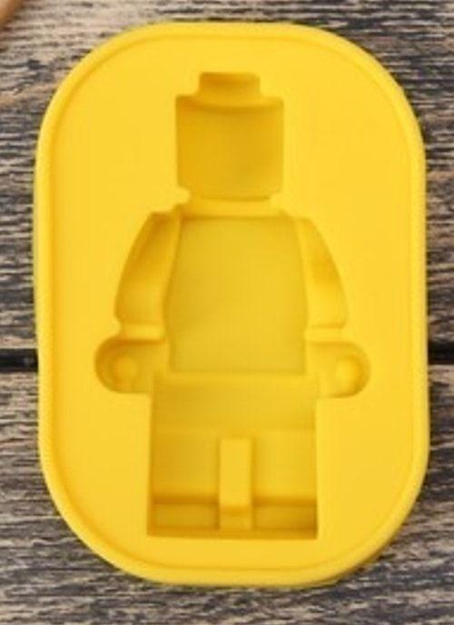 """Форма для льда и шоколада """"Конструктор"""" Лего"""