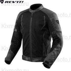 Мотокуртка Revit Torque, Черный/Серый