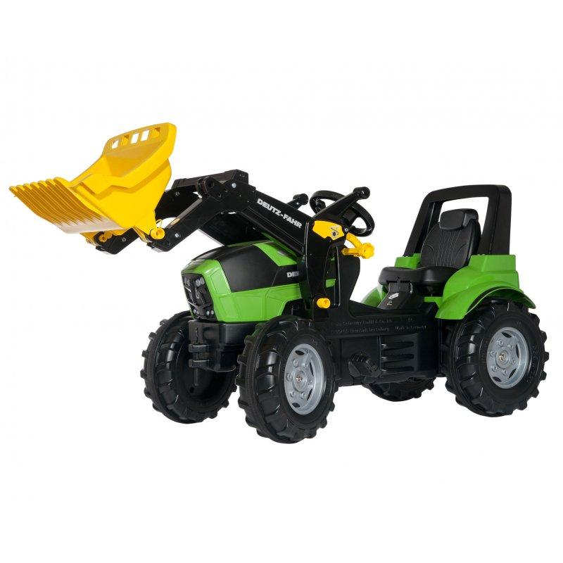 Трактор RollyToys Deutz-Fahr Agrotron 7250 TTV 710034