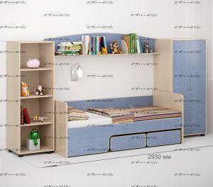 Детская комната Легенда-24