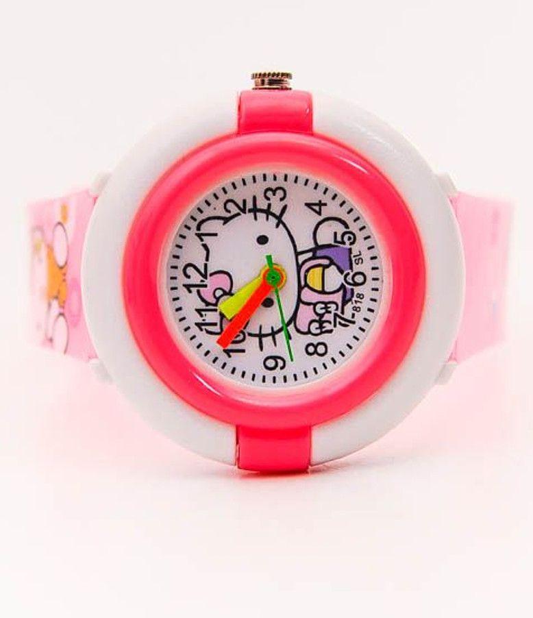 Наручные часы HELLO KITTY розового цвета