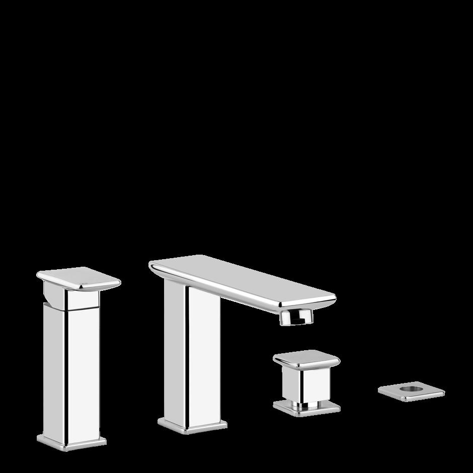 Смеситель для ванны и душа Gessi iSpa 41037 ФОТО