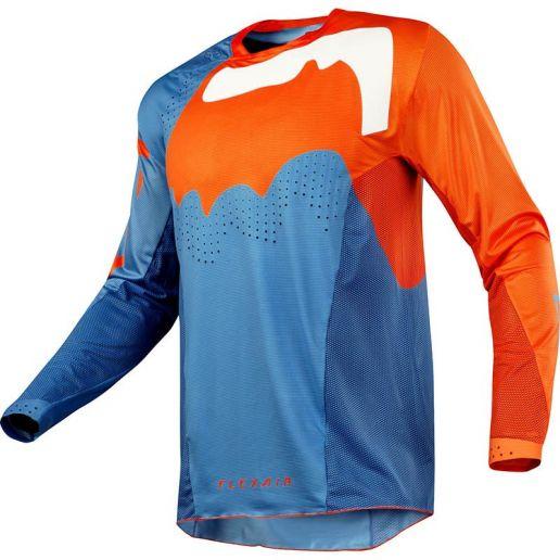 Fox Flexair Hifeye Orange джерси, оранжевое