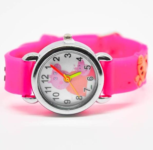 Наручные часы Свинка Пепа для девочки