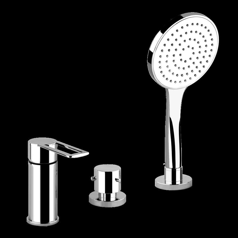 Gessi Trasparenze смеситель для ванны/душа 34243 ФОТО