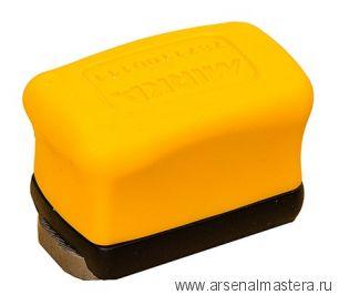 Мини-напильник для удаления дефектов с держателем, грубая и тонкая насечки 22х42 мм MIRKA 7871100111