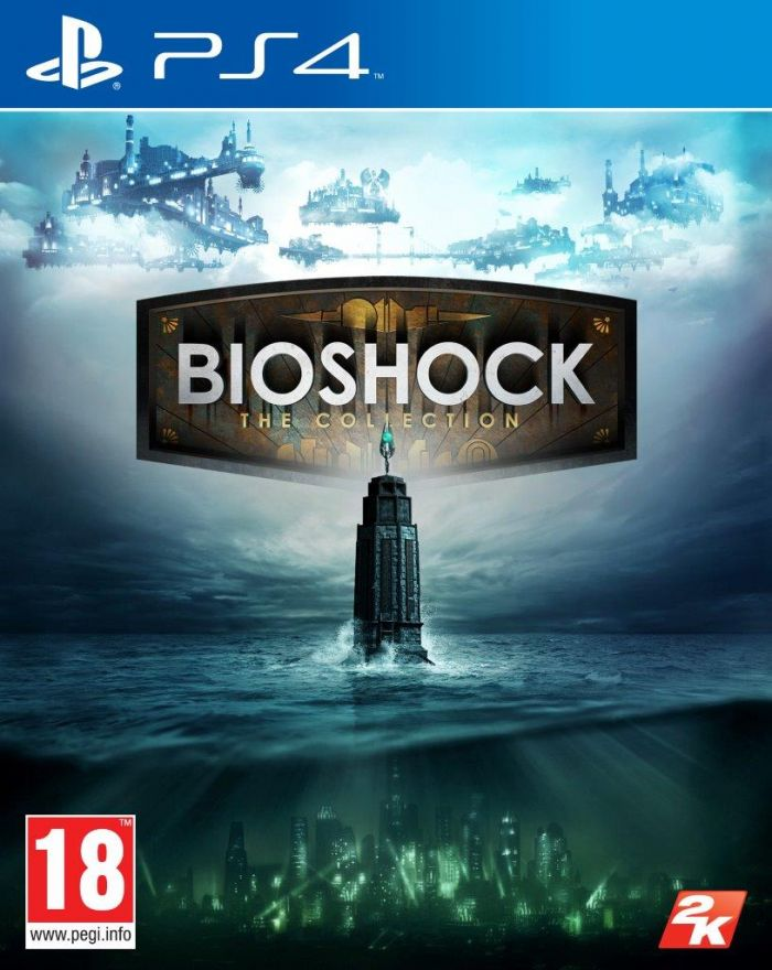 Игра Bioshock : The Collection (PS4)