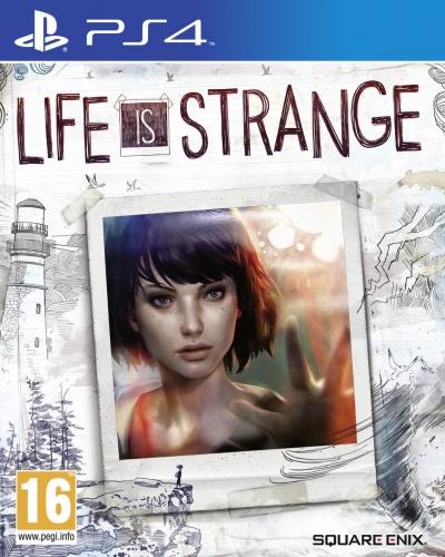 Игра Life is Strange (PS4)