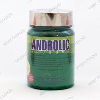 ANDROLIC (ОКСИМЕТАЛОН). British Dispensary.  100 таб. по 10 мг.
