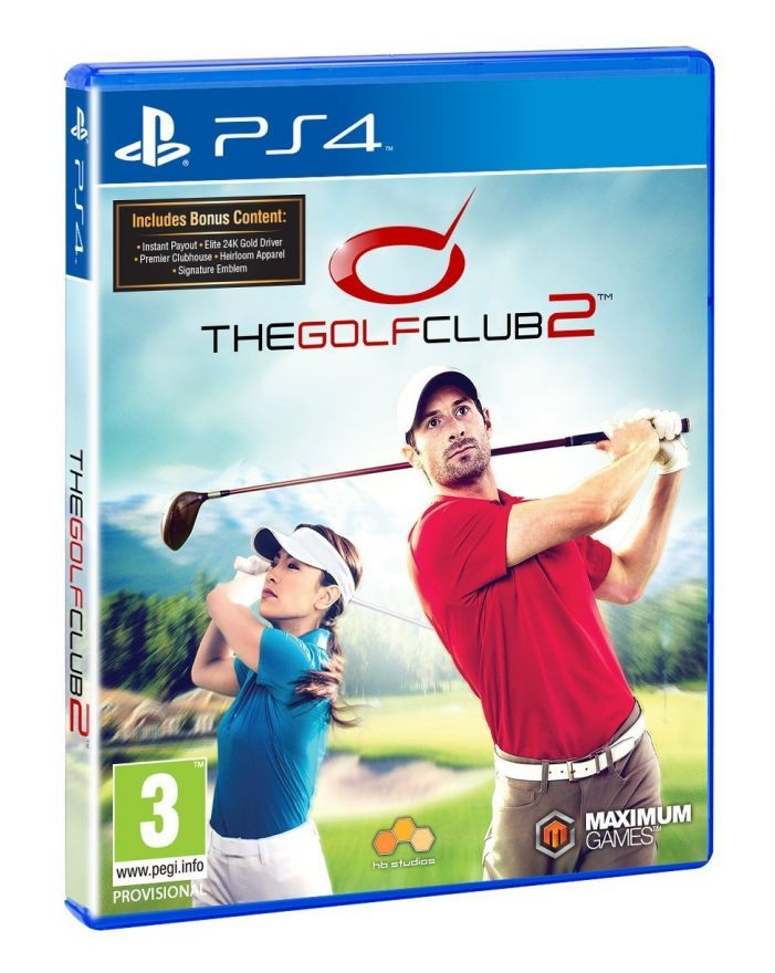 Игра The Golf Club 2 (PS4)