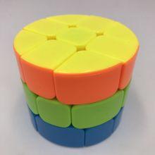 "Кубик-Рубика ""Цилиндр - Боченок"", 6,5 х 6 см."