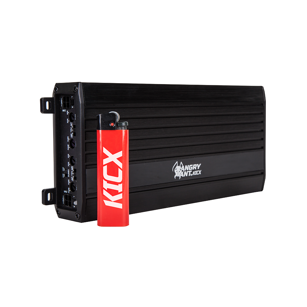 Мини усилитель KICX Angry Ant 4.100