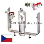 Арматура боковой подвод  1/2 металл. резьба ALCA PLAST