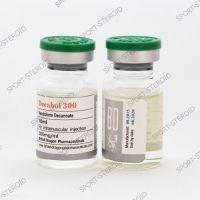 DECABOL 300 (British Dragon) 300 мг/мл.  10 мл* 1 флакон