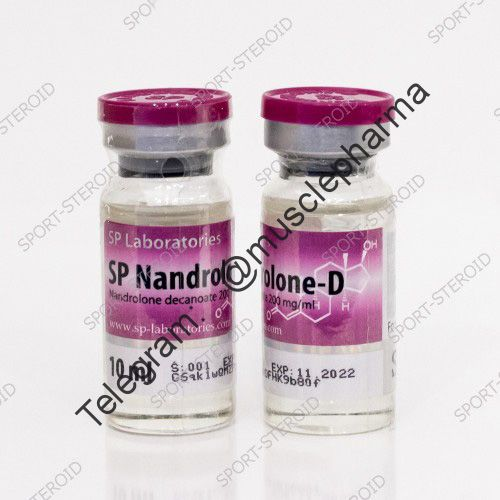 NANDROLONE DECANOATE (SP LABS) 250 мг/мл 10 мл* 1 флакон