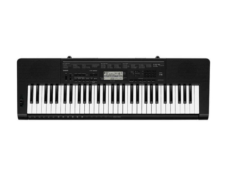 Casio CTK-3500 Синтезатор