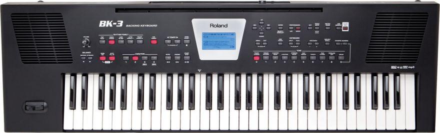 ROLAND BK3-BK Синтезатор