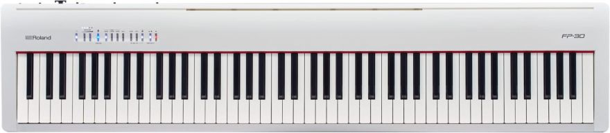 ROLAND FP-30-WH Цифровое пианино