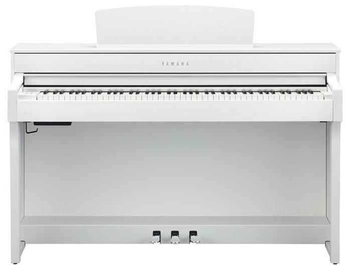 YAMAHA CLP-645WH Цифровое пианино серии Clavinova