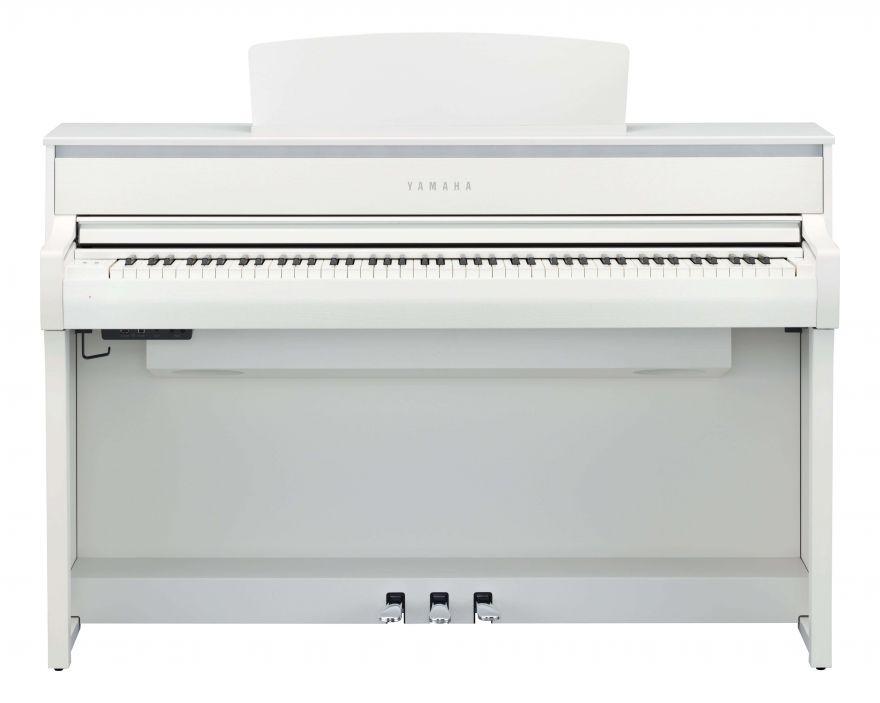 YAMAHA CLP-675WH Цифровое пианино серии Clavinova