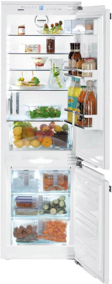 Встраиваемый двухкамерный холодильник Liebherr ICN 3366