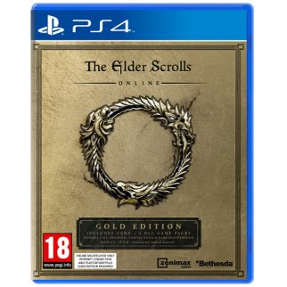 Игра The Elder Scrolls Online : Gold Edition (PS4)