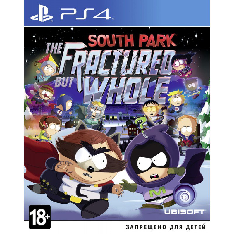 Игра South Park : The Fractured But Whole (PS4)