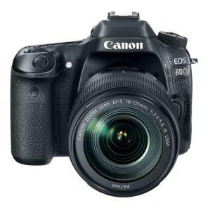 Canon EOS 80D Kit 18-135mm f/3.5-5.6 IS USM Nano