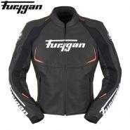 Мотокуртка кожаная Furygan Spectrum, Черный/Красный
