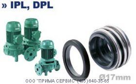 Торцевое уплотнение для насоса Wilo IPL 80/115-2,2/2