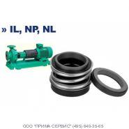 Торцевое уплотнение для насоса Wilo IL 100/210-37/2