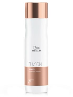 Wella Fusion Intense Repair Shampoo Восстанавливающий шампунь