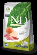 Farmina N&D Grain Free Boar&Apple Adult Dog Medium Беззерновой корм для взрослых собак (кабан, яблоко) (2,5 кг)