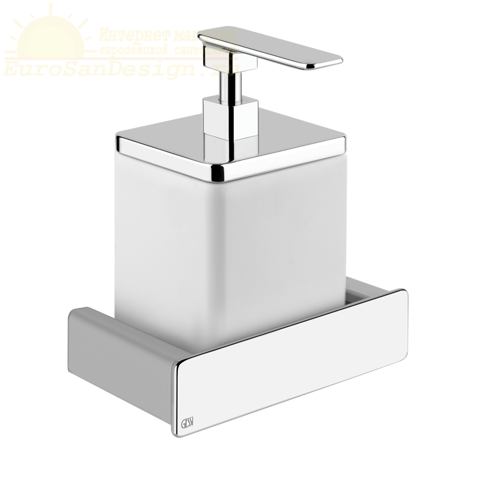 Gessi iSpa Диспенсер для жидкого мыла 41613 ФОТО