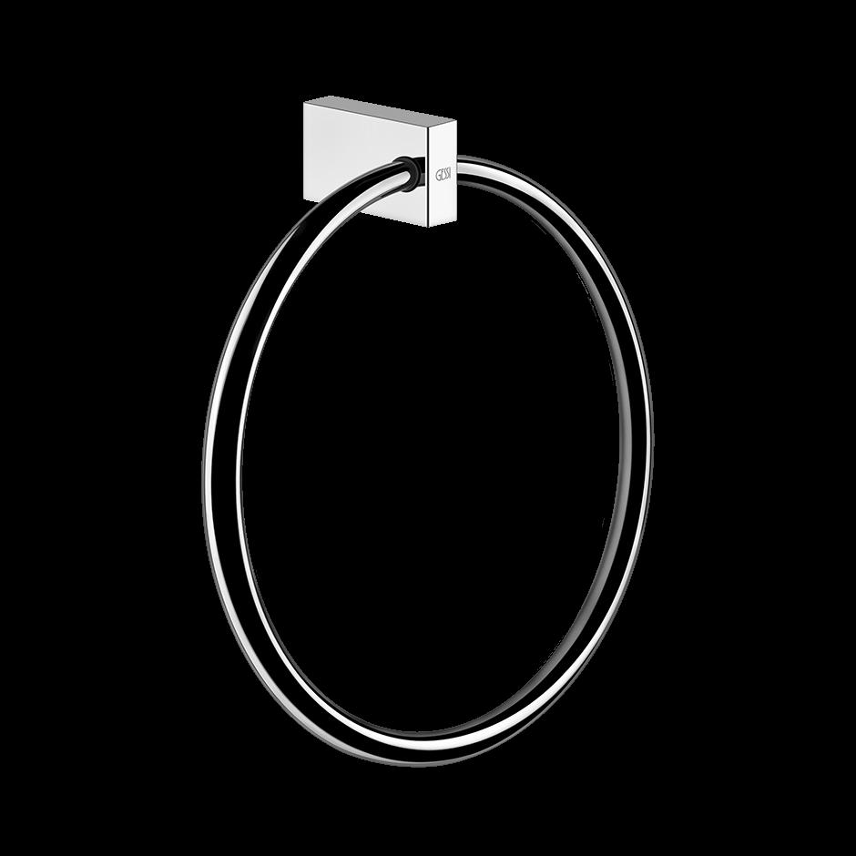 Gessi Rettangolo Кольцо для полотенец 20909 ФОТО