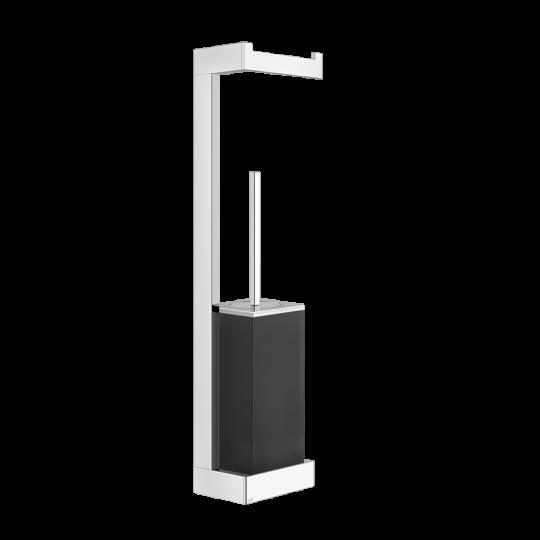 Gessi Rettangolo Комплект: Держатель для туалетной бумаги + ёршик 20868