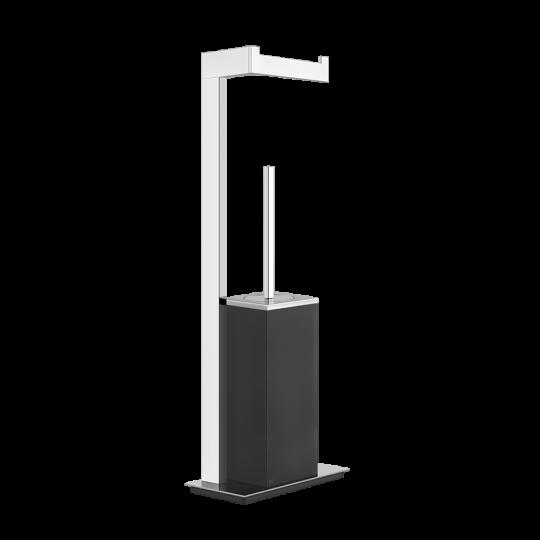Gessi Rettangolo Комплект: Держатель для туалетной бумаги + ёршик 20934