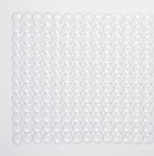 Антискользящий коврик для душа Rondo прозрачный 52 х 52 см 0160