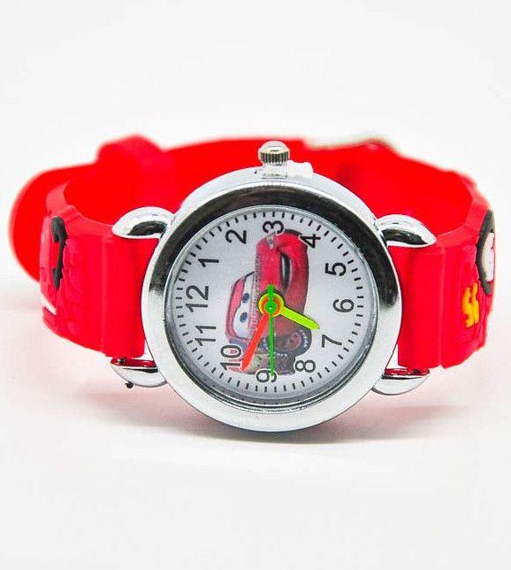 Наручные часы для мальчика Молния Маккуин Disney Pixar Cars