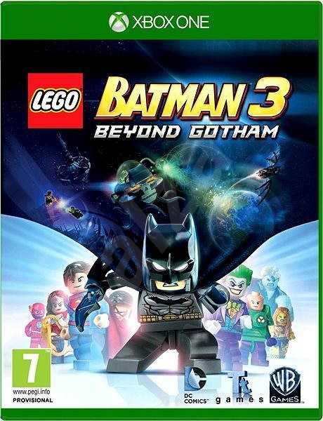 Игра Lego Batman 3: Beyond Gotham (Xbox One) (Б/У)
