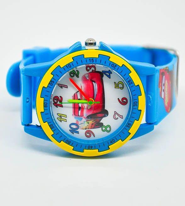Наручные часы для мальчика Молния Маккуин