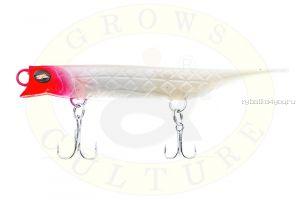 Силиконовый воблер Grows Culture Viper 80 мм / 7 гр / цвет Red-Head