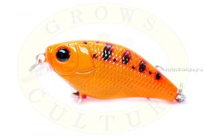 Воблер Grows Culture Chubby GC-1185 38мм / 4 гр / Заглубление: 0,6 - 1м / цвет:  Q1