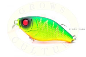 Воблер Grows Culture Chubby GC-1185 38мм / 4 гр / Заглубление: 0,6 - 1м / цвет:  Q8