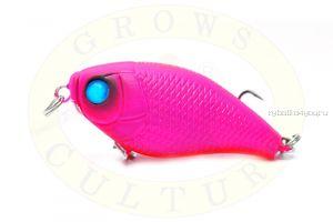 Воблер Grows Culture Chubby GC-1185 38мм / 4 гр / Заглубление: 0,6 - 1м / цвет:  Q12