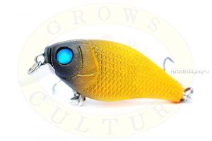 Воблер Grows Culture Chubby GC-1185 38мм / 4 гр / Заглубление: 0,6 - 1м / цвет:  Q14